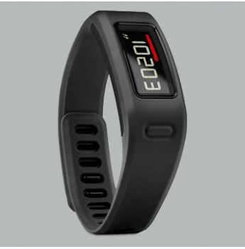 Garmin Vivofit - Bracelet d'activité - Noir