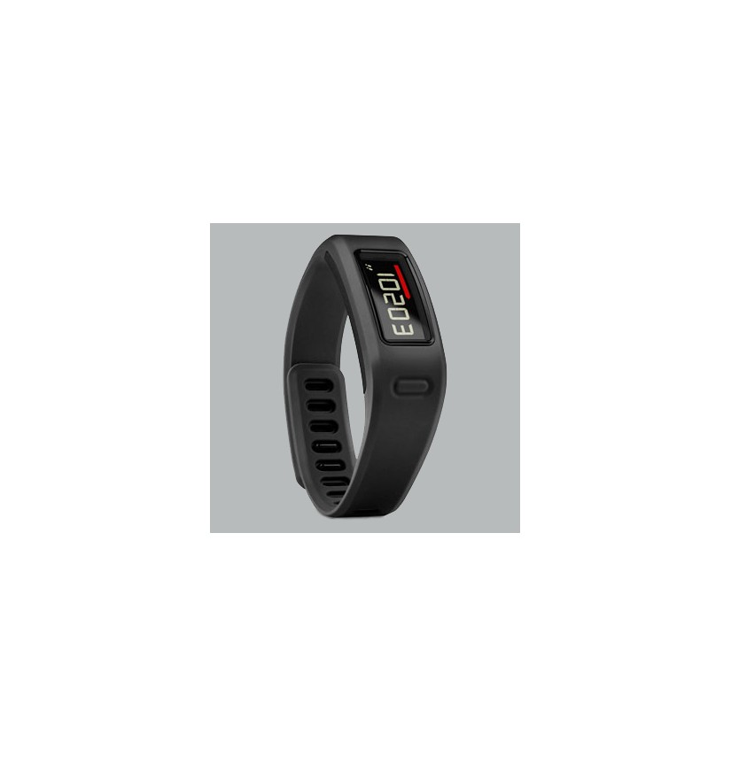 garmin vivofit bracelet d 39 activit noir athle attitude. Black Bedroom Furniture Sets. Home Design Ideas