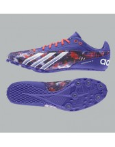 pointes adidas violette