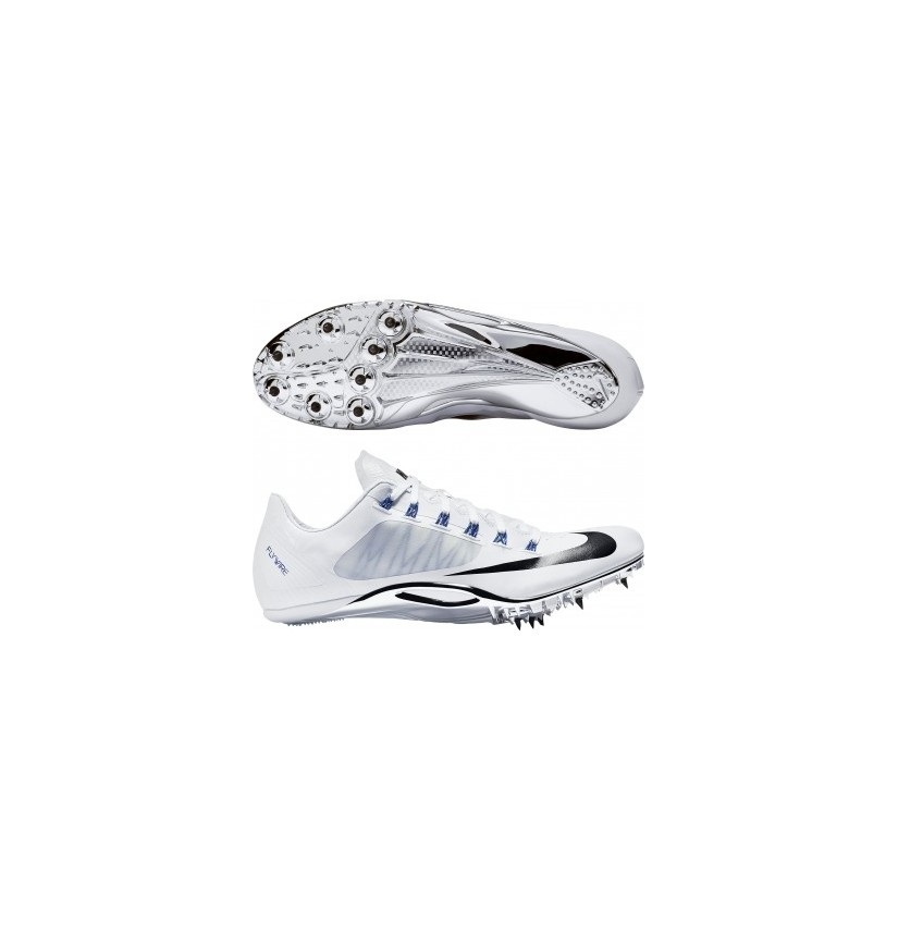 buy online e2423 8203f Nike Zoom Superfly R4 2016 - Blanche - ATHLE-ATTITUDE