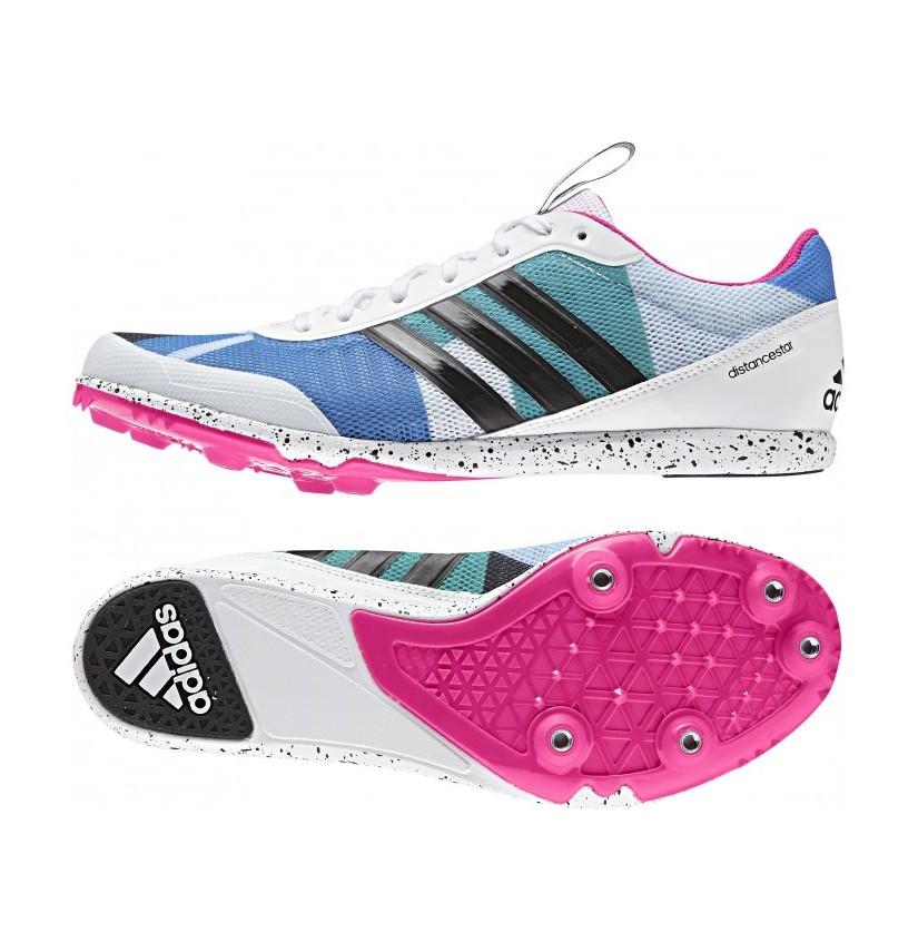 low priced e5a96 6d5a5 Adidas DistanceStar 2016 Femmes
