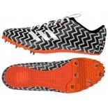 Adidas SprintStar 2017 - Noire/Orange - Hommes