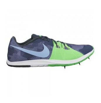 Nike Zoom Rival XC Cross Country 2017 - Bleue/Verte