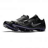 Nike Zoom LJ 4 - LONG JUMP 2020 - Noire