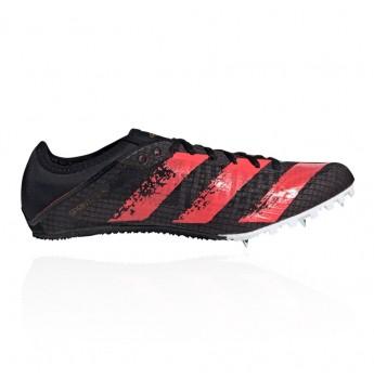 Adidas SprintStar 2020 - Hommes - Noire/Rouge